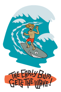 Catch The Waves Design