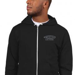 earl banes zipper hoodie